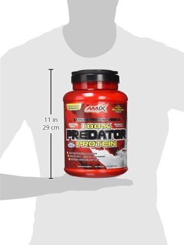 Amix Predator Protein 1 Kg Cookie Crema 1 1000 g