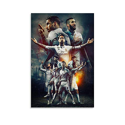 Poster Real Madrid Marca FANFF