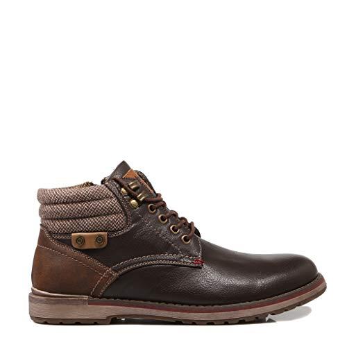 Refresh, botín marrón Oscuro para Hombre