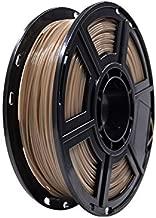 Flashforge PLA 1.75mm 3D Printer Filaments Color Change 33°C (Brown-Green, 1kg)