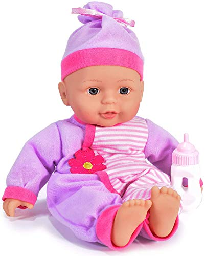 Guilty Gadgets 13' Life like Large Size Soft Bodied Baby Doll Girls Boys...
