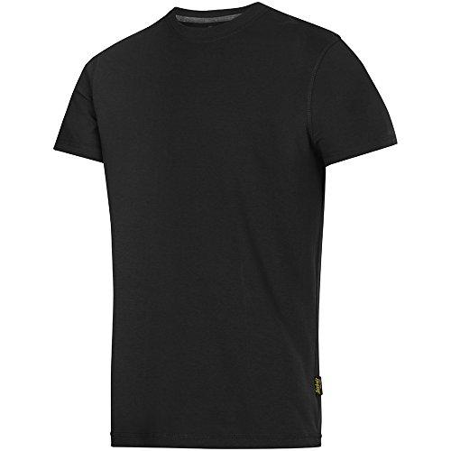 T-shirt. 5 zwart