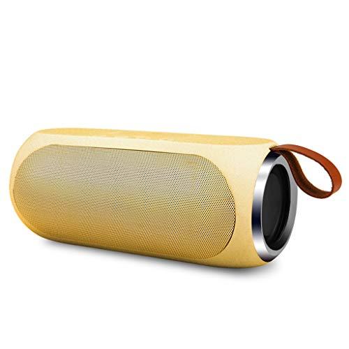 Altavoces portátiles Altavoces Inalámbricos Bluetooth, Super Subwoofer con Altavoces Duales, Radio de Alto Volumen, para El Altavoz Del Coche Del Teléfono Móvil de La Computadora de Casa Al Aire Libre
