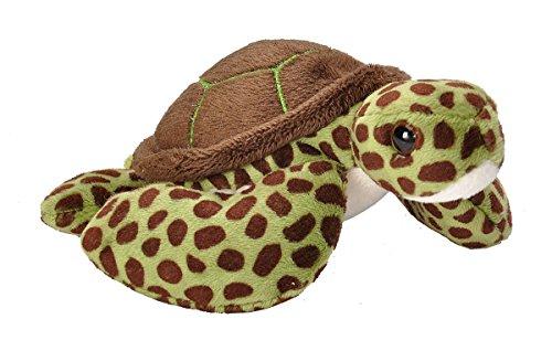 Wild Republic - CK Lil's Peluche tortuga marina, 15 cm (18111) , color/modelo surtido