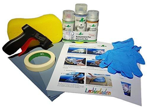 ColorMatic Scheinwerfer Klarsicht-Set 11-tlg.
