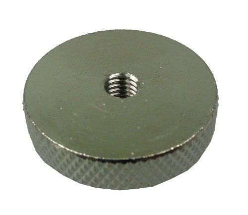 シンワ測定(Shinwa Sokutei) 部品 ナットアルミ自由金・溶接ガイド定規兼用 62546