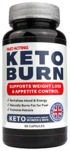 Powerful Keto Diet Pills – 1300mg Complex | Highest Strength Available with 13 Natural Ingredients | Boosted with MCT Oil, ACV, Cayenne Pepper, Guarana, and More | 60 Keto Capsules for Men & Women