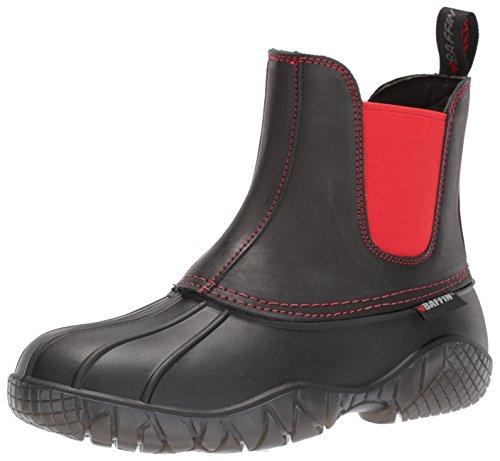 Baffin Huron (BAM - Black/Red, Numeric_8)