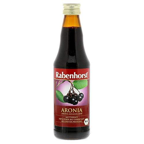 Rabenhorst Aronia Muttersaft, 330 ml Lösung