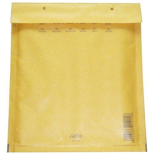 Bong 12218 - Sobre AirPro 5 acolchado con cierre adhesivo (80 g/m², 100 unidades, papel de estraza y polietileno), color marrón
