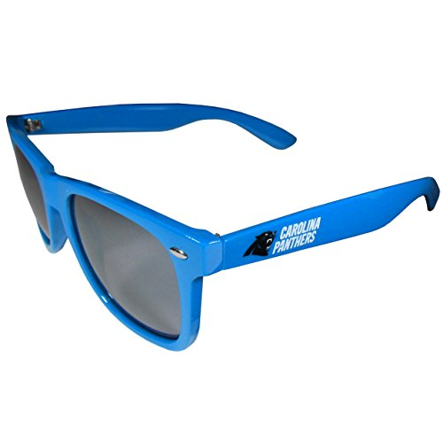 NFL Siskiyou Sports Fan Shop Carolina Panthers Beachfarer Sunglasses One Size Team Color