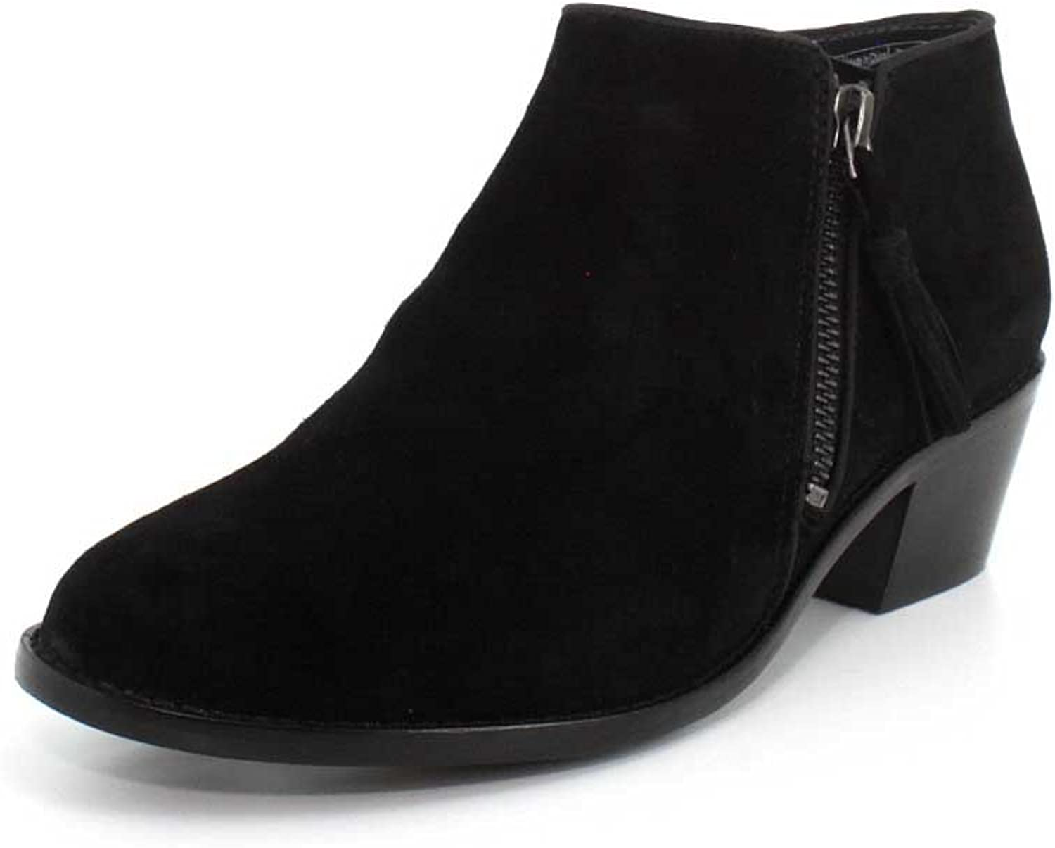 Vionic Women's Serena Ankle Boot In Black