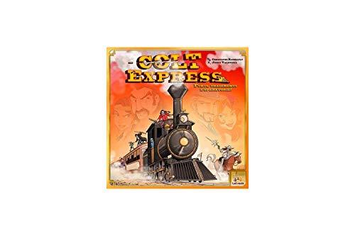 Asmodee 8820 - Colt Express, Edizione Italiana
