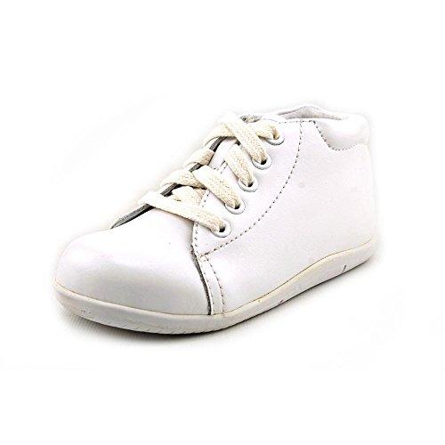 Stride Rite Kids' SRTech Elliot Sneaker, White, Size 4 M US