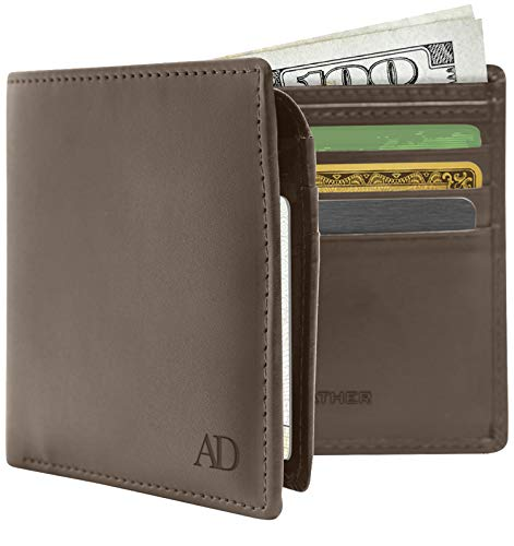 Vegan Leather Bifold Wallets For Me…