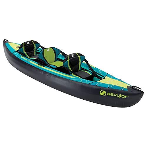 SEVYLOR Kayak Ottawa (3P), Multicolor, Talla única