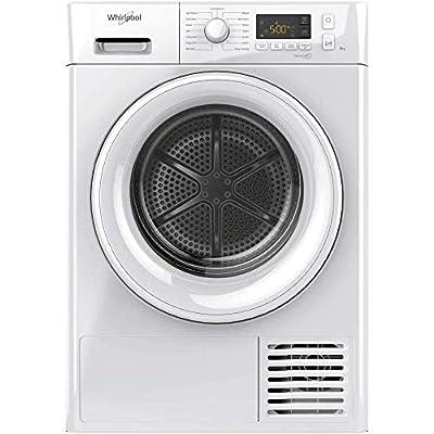 Whirlpool FTM11 82UK Freestanding Heat Pump Tumble Dryer, 8 kg, 1400rpm, White