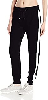 X by Gottex Women's Side Panel French Terry Pant