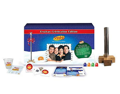 Seinfeld Complete Series: Limited Festivus Celebration Edition w/ Party Pack