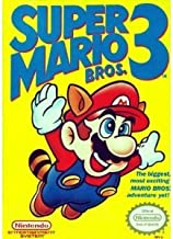 MANUAL ONLY for Super Mario Bros 3 (nintendo, nes)