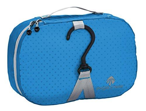 Eagle Creek Kulturbeutel Kosmetiktasche Pack-It Specter Wallaby Small platzsparende Hygienetasche, brilliant blue