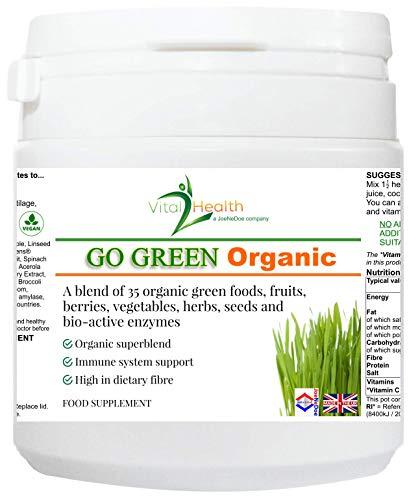 Go Green Organic