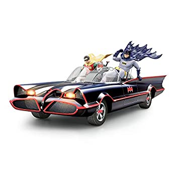 The Bradford Exchange Batman Classic TV Series Batmobile Sculpture from