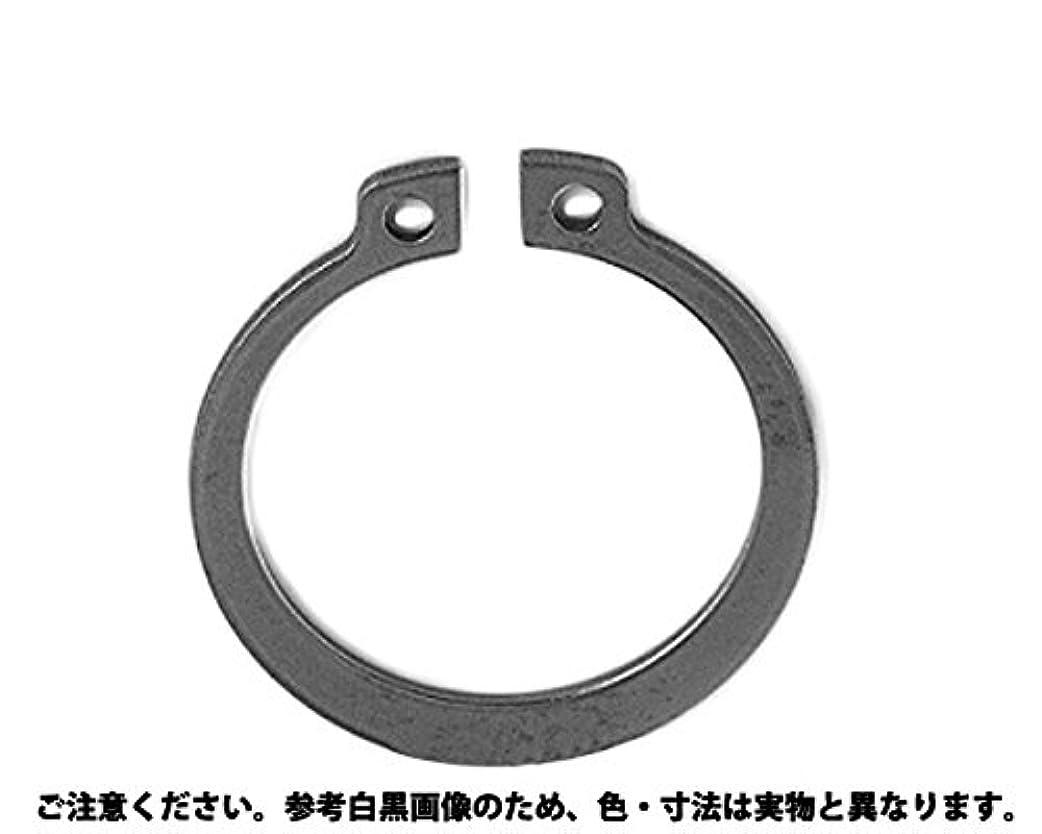 屋内でペナルティベリC形止め輪(軸用?羽島製)S 規格(S-70) 入数(1)