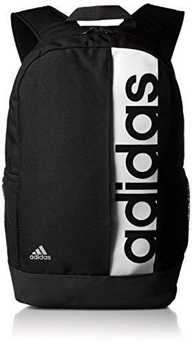 adidas Linear Performance Backpack BlackBlackWhite 16 x 28 x 46 cm 21 l