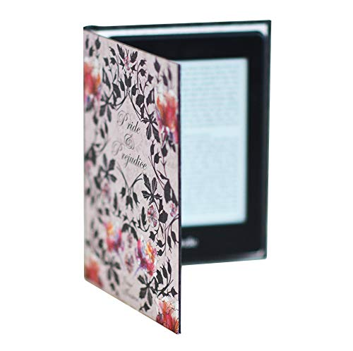 KleverCase Kindle Paperwhite Case - Book Themed Cover (Kindle Paperwhite, Pride and Prejudice)