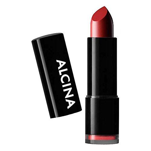 Alcina Urban Elegance & Nature Intense Lipstick cayenne 090 Taucht die Lippen in intensiv satte...