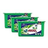 Ariel - Cápsulas de lavado regular, talla única