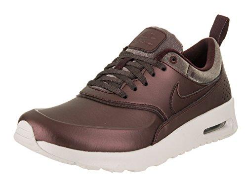 Nike Women's Air Max Thea Prm Mtlc Mahogany/Mtlc Mahogany Running Shoe 6 Women US