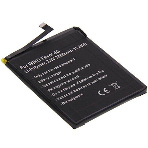 Batteria di ricambio per Wiko Fever 4G