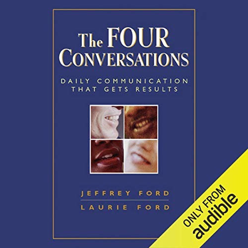 The Four Conversations audiobook cover art