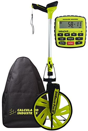 Calculated Industries #6575 DigiRoller Plus III 12.5 Inch Estimators...