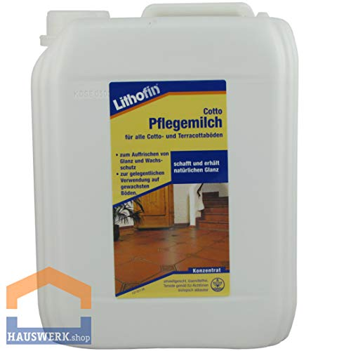 LITHOFIN Cotto Pflegemilch 5 Liter
