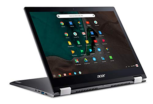 Acer Chromebook Spin 13 CP713-1WN-58CV Grey 34.3 cm (13.5') 2256 x 1504 pixels Touchscreen 8th gen Intel Core i5 8 GB LPDDR3-SDRAM 64 GB eMMC Chrome OS
