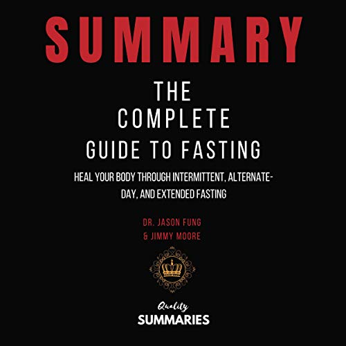 『Summary: The Complete Guide to Fasting』のカバーアート