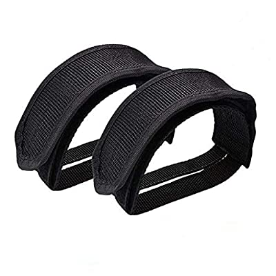 1 Pair Bicycle Feet Strap Pedal Straps for Fixed Gear Bike