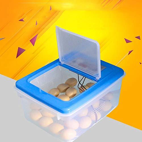 Brandnieuw 32 huishouden kleine automatische waterbed-incubator ei-incubator kippentent gansincubator constante temperatuur