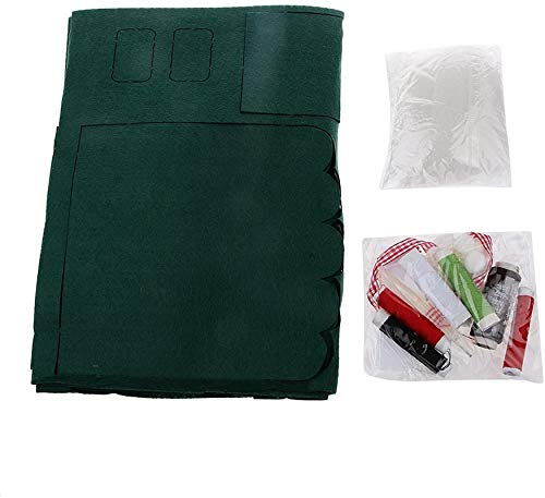 N/Q Tissue for Non-Woven Fabric DIY Handicraft Cover Box Christmas Napkin Holder Storage Material kit
