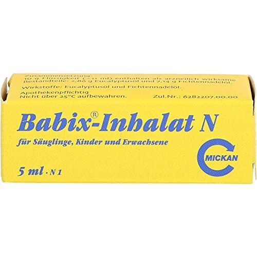Babix Inhalat N Tropfen, 5 ml Lösung