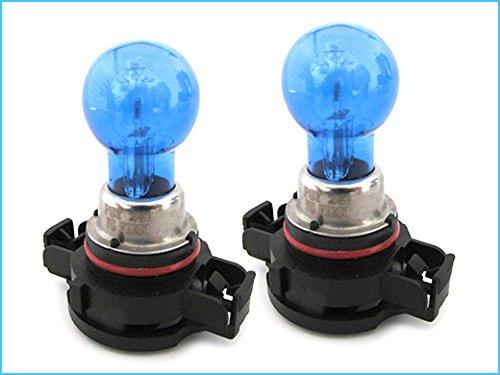 Lampada PSY24W PG20/7 12V 24W Effetto Xenon Luci Diurne Bianco