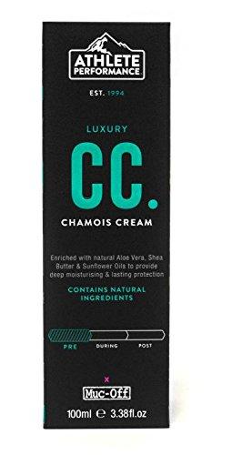 Crema Chamois para Deportistas de Alto Rendimiento, 100 ml - Marca Muc-Off