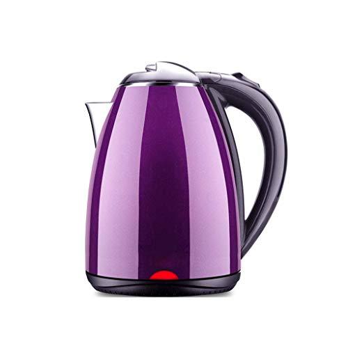 Accueil bouilloires Bouilloire Teapot bouilloire électrique Mise hors tension automatique des ménages de grande capacité 24 heures Isolation 1500W Anti-échaudage purification isolation intégrée en aci