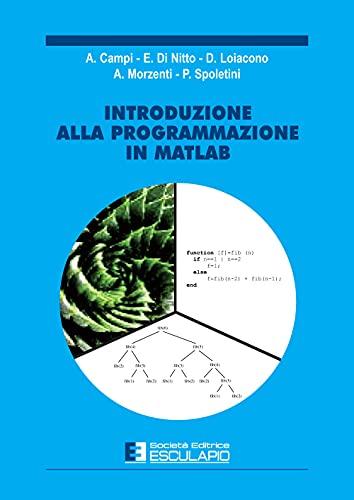 Introduzione alla programmazione in Matlab