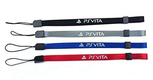 4 x Wrist Strap Lanyard String for Sony PlayStation PS Vita Psvita PSV 1000 2000