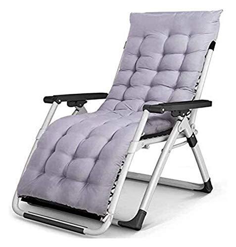 MTCWD Sun Lounger Garden Chairs Folding Chair Camping Chairs Zero Gravity Patio Chairs Reclining In Garden Outdoors Sun