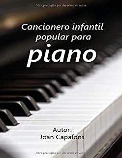 CANCIONERO POPULAR INFANTIL PARA PIANO